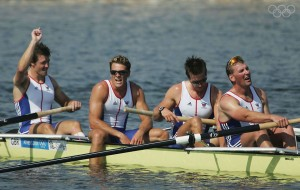 Mens Four Finals